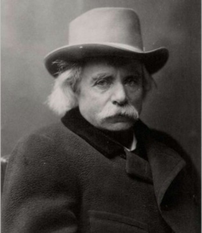 i12bent:  Edvard Grieg was the chief Norwegian composer of the National Romantic period: June 15, 1843 – 1907…