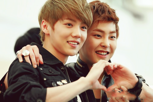 007/010 ships that be sailing forever → Kim Minseok / Lu Han [1]