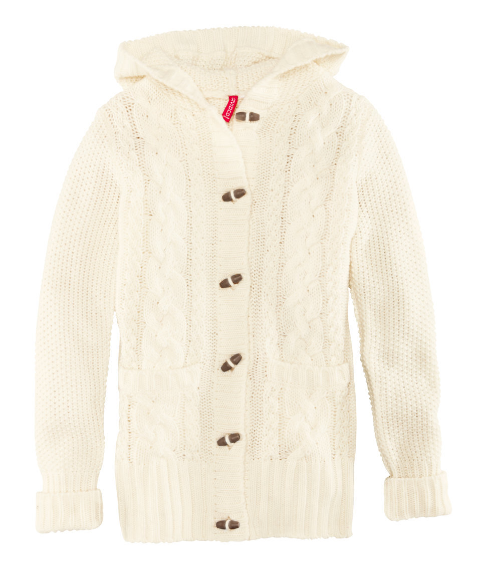 All this rain and cold is making me want to run out and buy this cardigan…another H&M bargain.