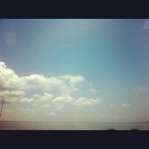 Headed to St. Pete (Taken with Instagram)