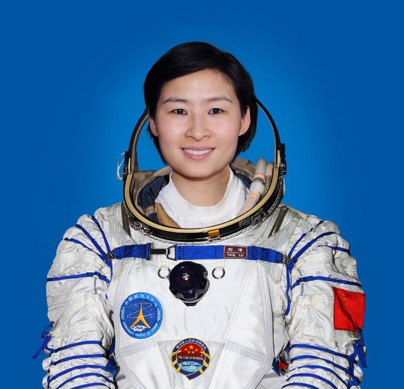 discoverynews:  Meet China's First Female Astronaut China has said it will send its first female astronaut into space on Saturday, when the Shenzhou-9 spacecraft blasts off from the Gobi desert for the country's first ever manned space docking. Liu Yang, a 33-year-old major in the People's Liberation Army who entered the astronaut training program just two years ago, will take part in China's fourth manned space launch, a spokeswoman for the country's space program said. keep reading Image credit: Xinhua Press/Corbis