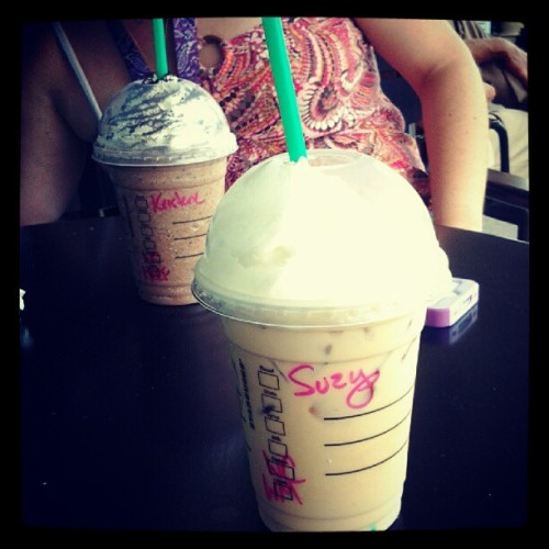 thuthi-lovesganja:  Starbucks is delicious! (Taken with Instagram)