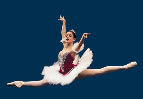 Carrie Imler in Paquita