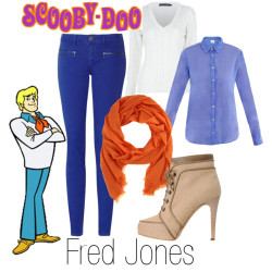Scooby Doo - Fred Jones