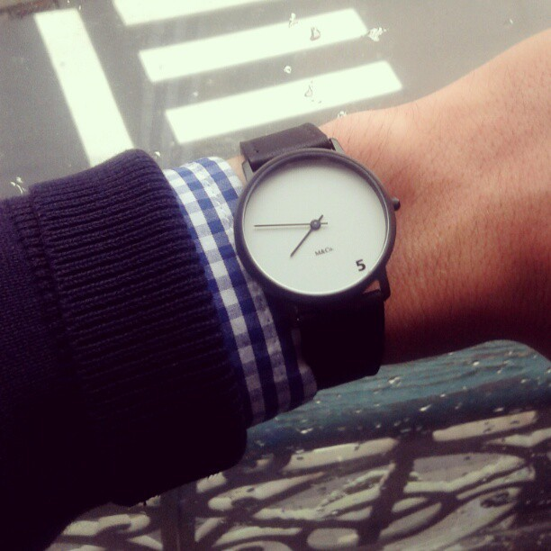 5, project watches. <3 (Pris avec Instagram)