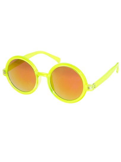 From hot pinks to electric yellows, check out 16 of our favorite neon sunglasses for summer. See more highlighter-hued faves here » asos.com