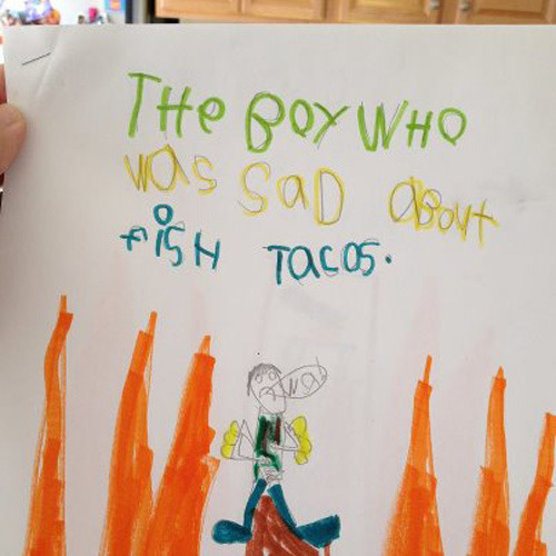 pleatedjeans:  someone give this kid a book deal. via
