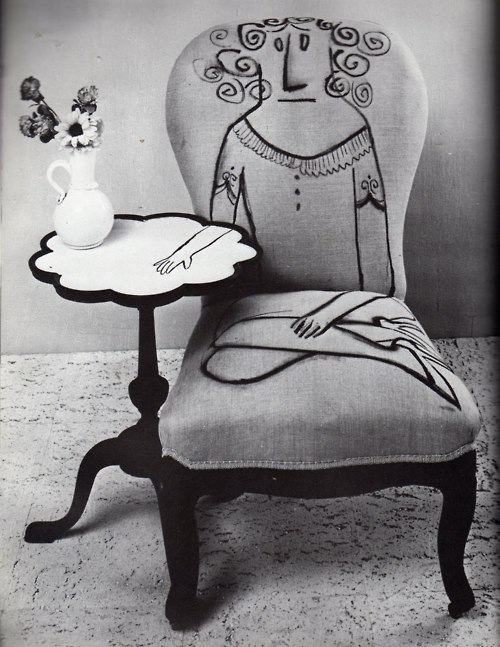 Happy Birthday Saul Steinberg.
