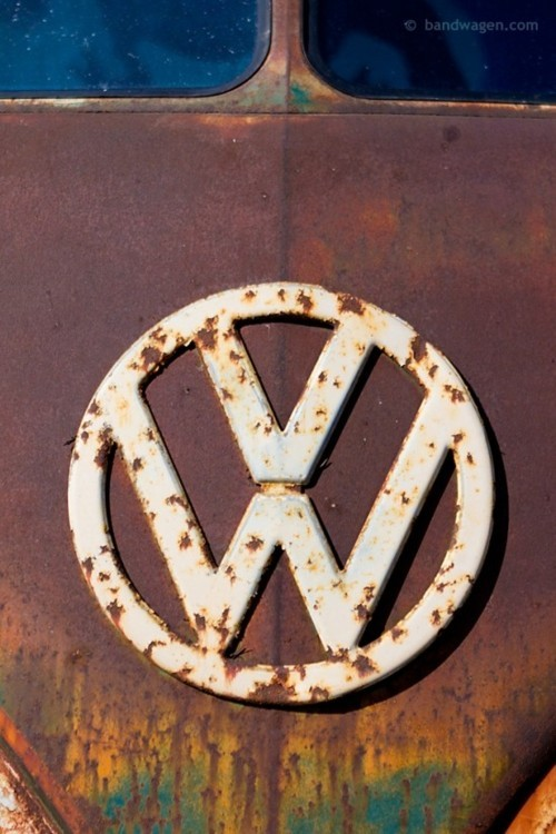 Volkswagen Old School!