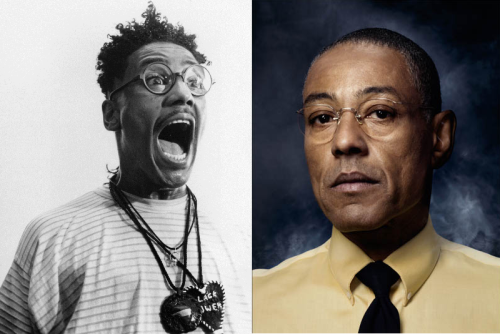 Buggin' Out from Do the Right Thing and Gus from Breaking Bad are the SAME DUDE. Most mind-blowing thing I've heard this week.