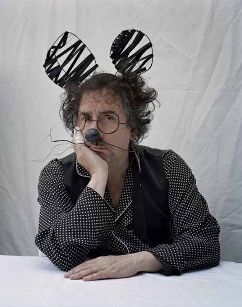 foolproofidea:  Tim Burton By Tim Walker.