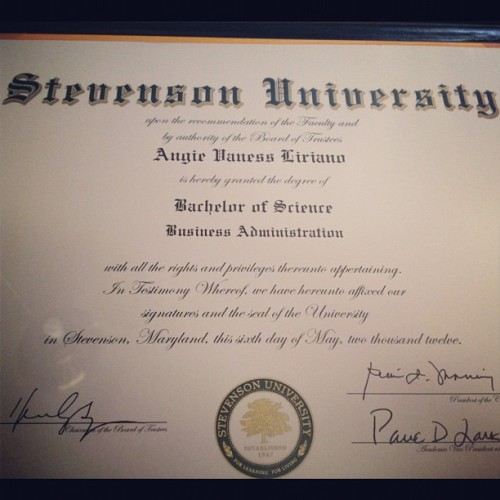 Finally. 🎓 (Taken with Instagram)