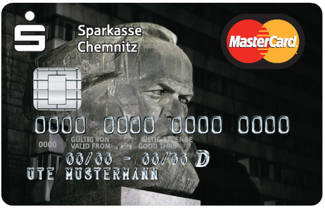 The Karl Marx MasterCard Is Here. It Needs A Tagline.