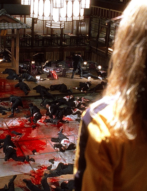 selylovesthesky:  kill bill