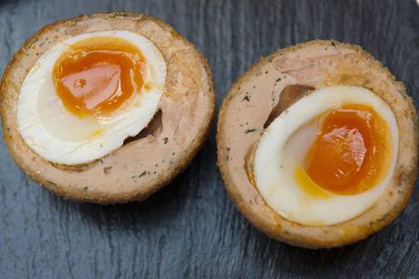 £500 scotch egg? I'll take three.