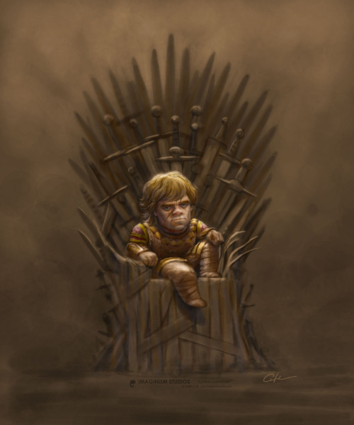 Game of Thrones Tyrion Lannister by `imaginism