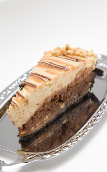 Summer seasonal desserts from Scrumptions- Peanut butter pie!
