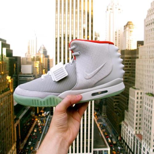 Yeezy 2 x New York City