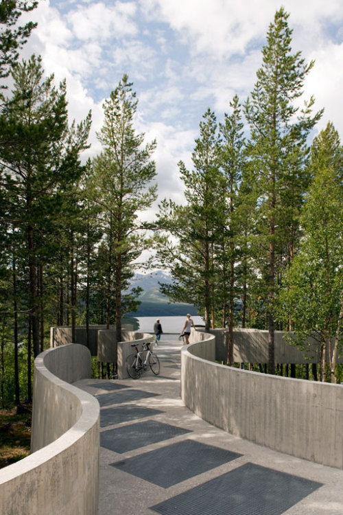 Norway's Resplendent Rest Stops | Rondane National Park