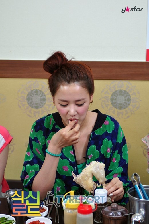 [news pic]120615 SPICA's Juhyun @ Y-Star God of Cookery Road