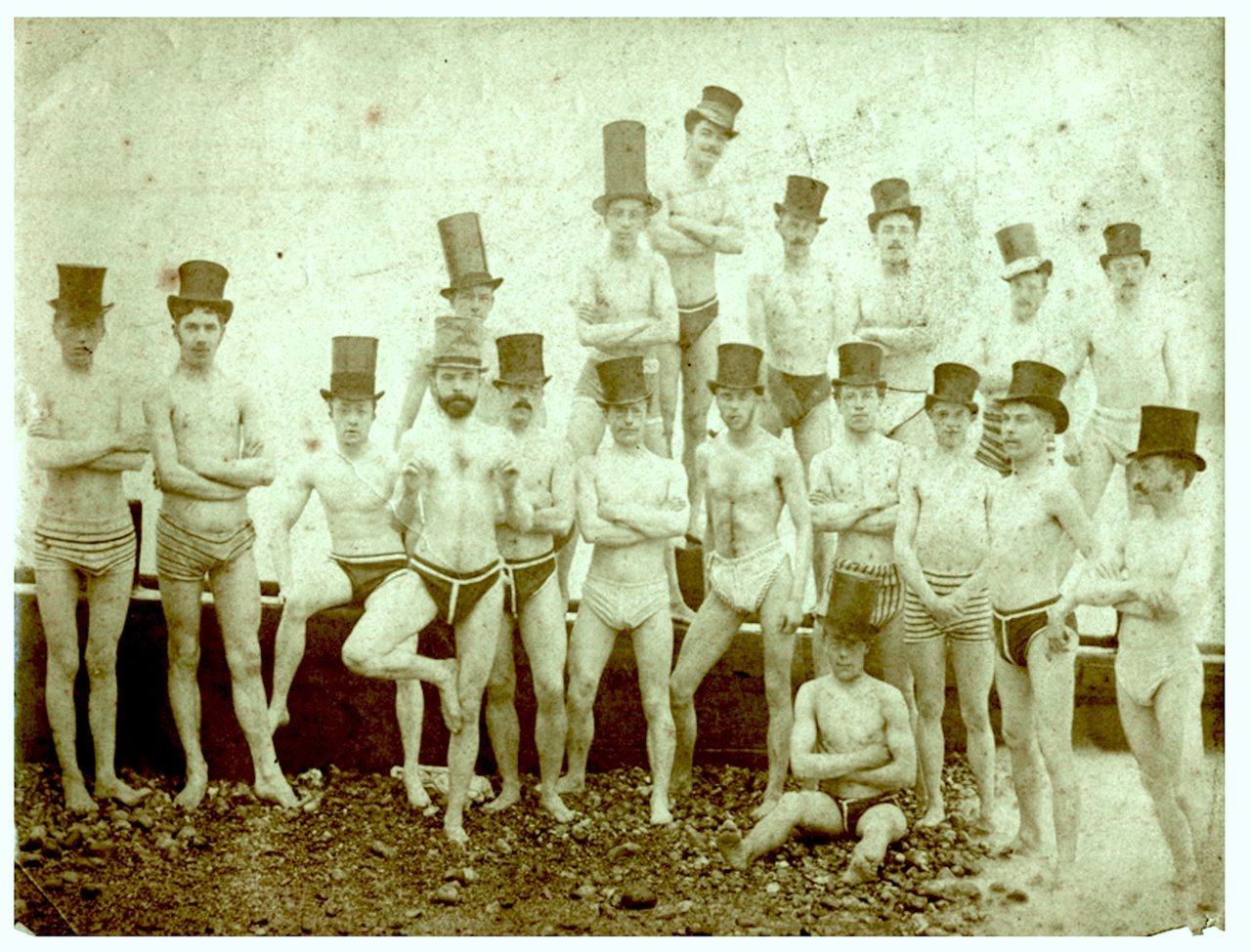 gdfalksen:  Brighton Swimming Club, 1863
