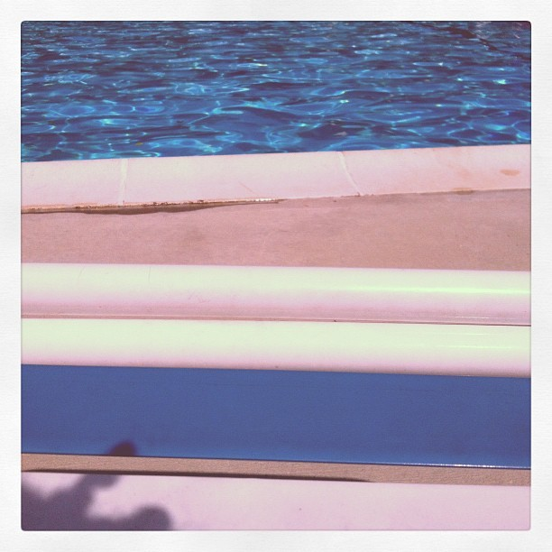 Pool (Taken with Instagram)