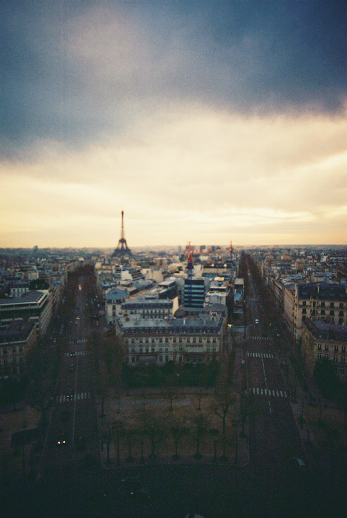 hellanne:  paris. (by (marcusp))