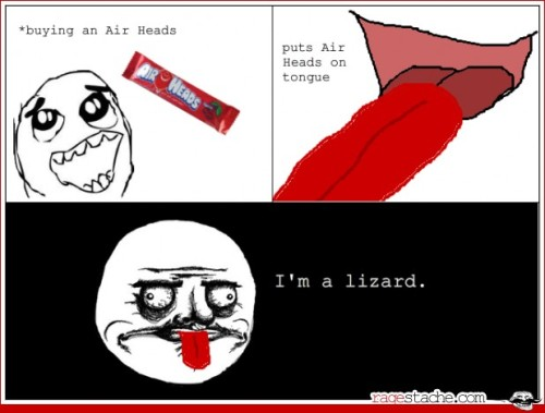 Air Heads Lizard http://bit.ly/KNLH6Z