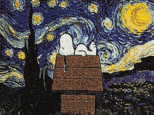 retrogasm:  Starry Night