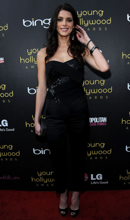 Ashley Greene | Young Hollywood Awards - June 14, 2012