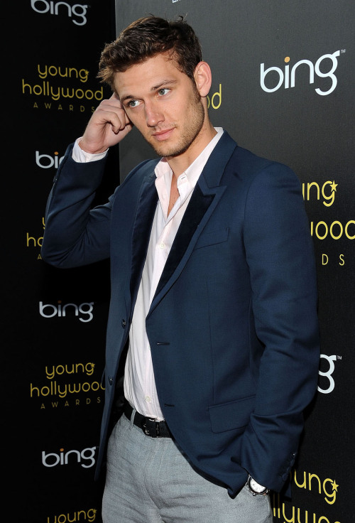 Ale Pettyfer | Young Hollywood Awards - June 14, 2012