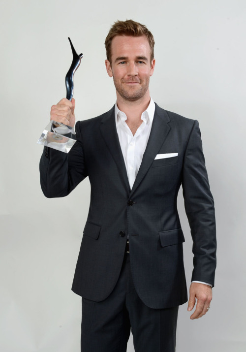 James Van Der Beek | Young Hollywood Awards - June 14, 2012