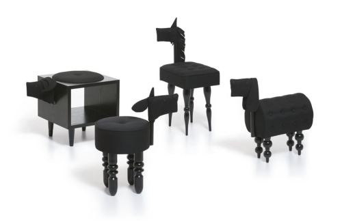 Animal Chair by Biaugust Design