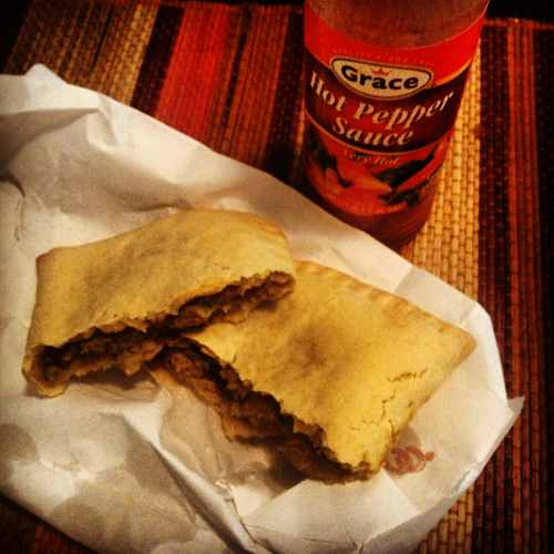The Infamous Jamaican Patty