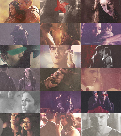 "Stefan/Elena: through season 1-3 ""It's you and me, Stefan… Always"""