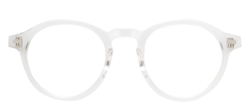 Andy Warhol made these frames famous in the 1930's. The style is called Miltzen, and they're made by legendary NYC eyewear manufacturer Sol Moscot.