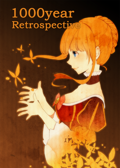 ai-wa:   Finished the Beatrice fanbook I have been working in. It will be sold at Japan Expo next month. Also, it will be available in our circle's online store (worldwide shipping). More info: ★Beatrice's story centered★39 pages★Full color★Illustration+manga★Guest art by 5 different artists