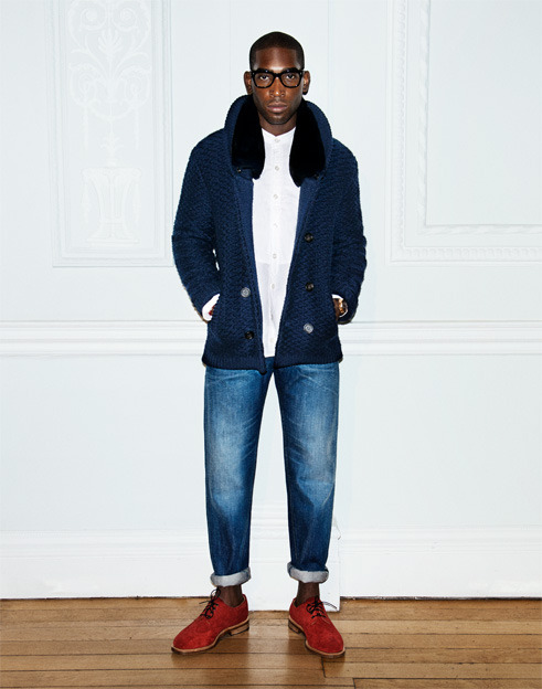 binthemaking:  Tinie Tempah, Mr Porter