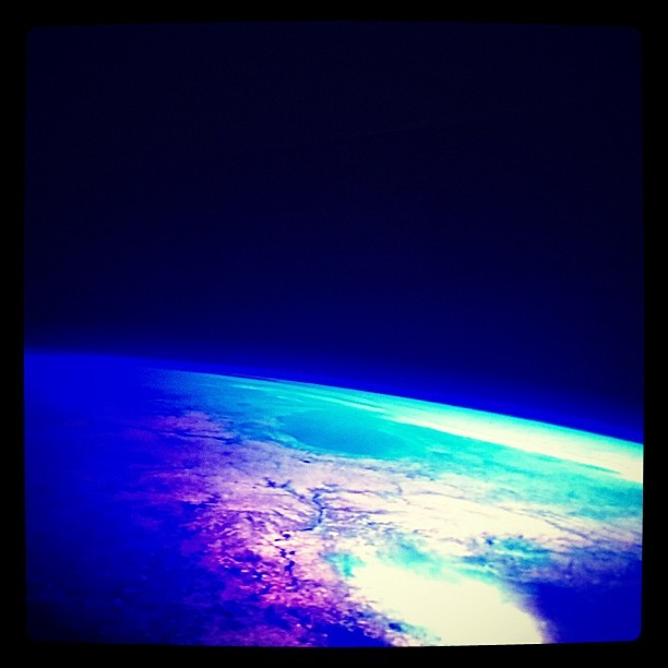 Earth. nbd. (Taken with Instagram)
