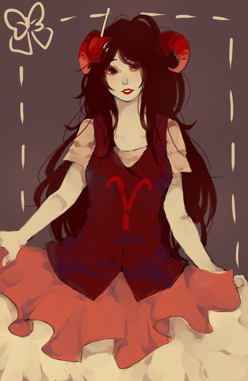 thatunoriginalname:  trickster aradia! c:design by heather