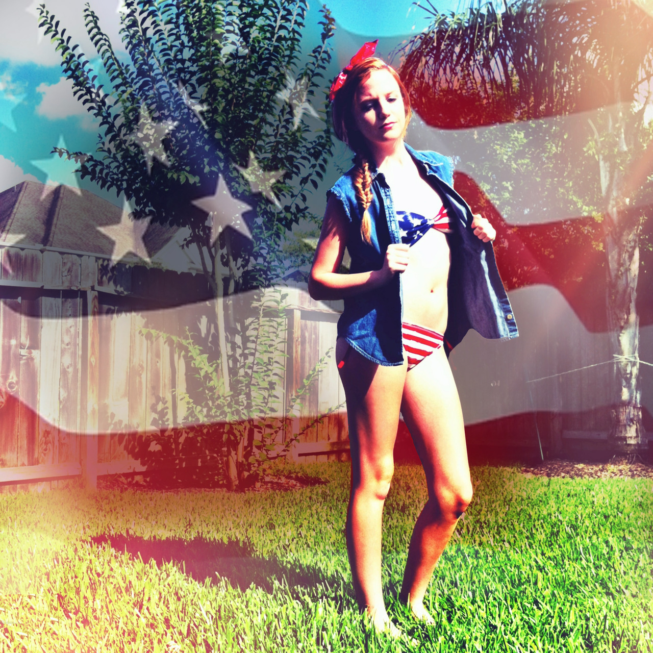 Land of the free, home of the brave Shelby Rose photography/design