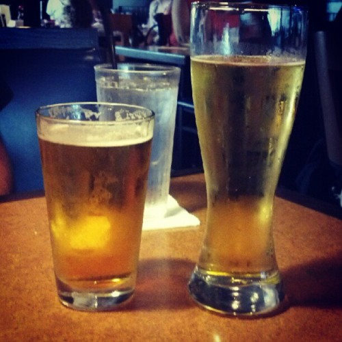 Beer! #beer, #drinks, #goodtimes, #out, #colorado, #yum (Taken with Instagram)