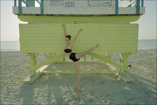ballerinaproject:        Helen - South Beach Become a fan of the Ballerina Project on Facebook. Follow the Ballerina Project on Pinterest