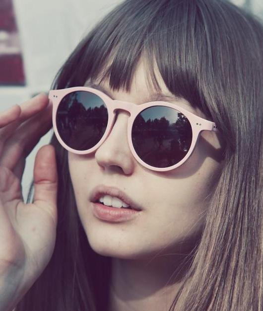Wildfox sunglasses look book, spring 2012