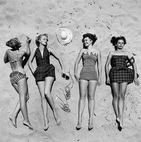 Photographed by Nina Leen
