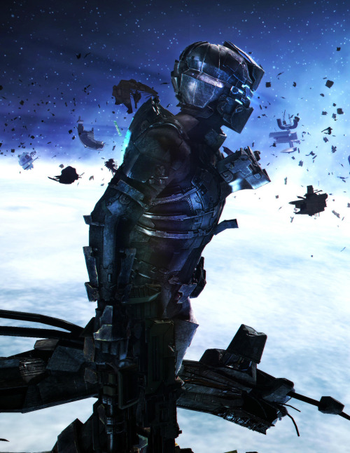 "gamefreaksnz:  Watch 20 minutes of ""Dead Space 3″ gameplay  Visceral Games has released a lengthy gameplay clip for Dead Space 3 that reveals new environments, co-op mechanics, weapons, enemies, and boss fights."
