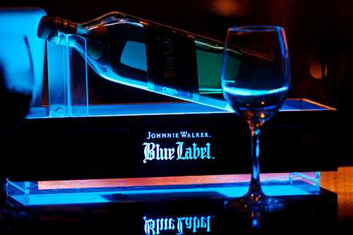 johnny-escobar:  J.W. Blue Label