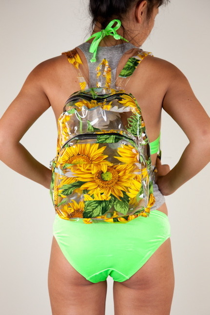The Dogshow! — SUNFLOWER BACKPACK