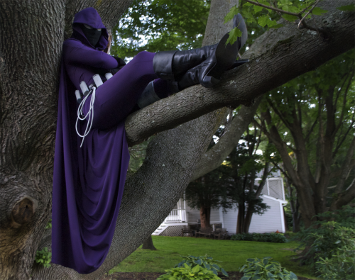 Ironing your cape? This is the only picture I am editing tonight and its prooooobably the one Im gonna enter into the thing? Spoiler from DC comics.  Photo by Twigs