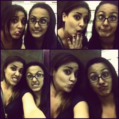 The many faces while waiting for the metro to arrive #dc #sister #summer #vacay #kisses #babysis (Taken with Instagram at Union Station Metro Station)